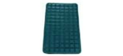 Picture of SQUARE IRON RUBBER MAT EPDM BLACK