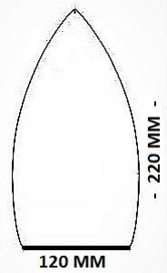 Immagine per la categoria GS (220 X 120 mm)