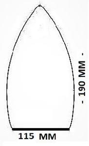 Immagine per la categoria PAB (190 X 115MM)