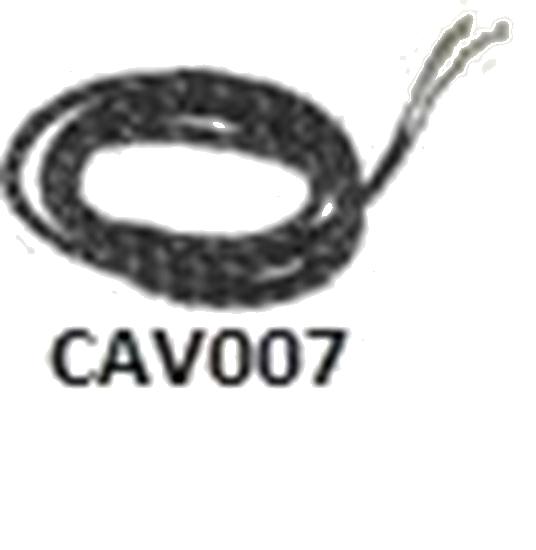 Immagine di CAVO ELETTRICO 4X0.75  IN METR ATURA NERO x1MT