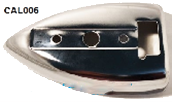 Picture of COVER IRON SMALL  SHELL CHROME