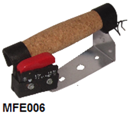 Picture of SUPPORT IRON HANDLE WITH MICRO SWITCH G22