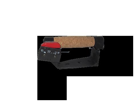 صورة مكواة بخارية ذات مقبض بكاليت