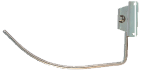 صورة مكواه بخارية ذات مقبض بكاليت