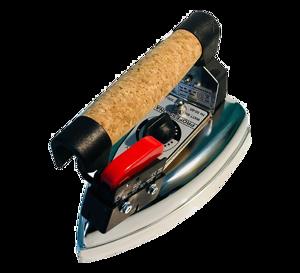 Immagine per la categoria Ferro da stiro a vapore con piccolo riscaldatore per ferro da stampo 1000 W